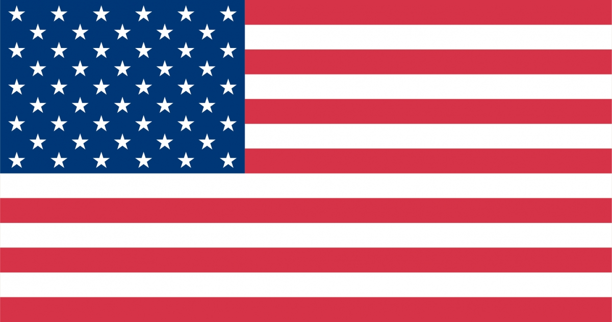 US Flag Color High