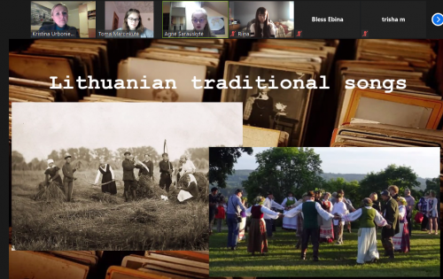 lithuanian traditional songs
